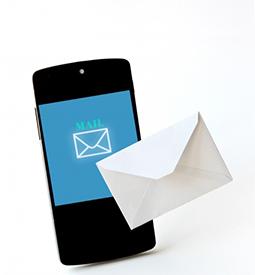 メール配信サービスのご案内